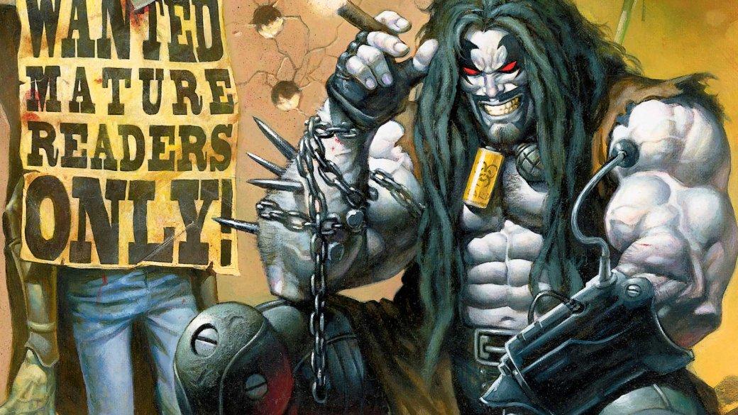 Warner Bros. готовит фильм про космического байкера Лобо - Изображение 1