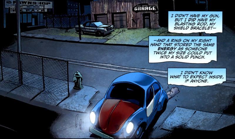 Комиксы: The Dresden Files - Изображение 5