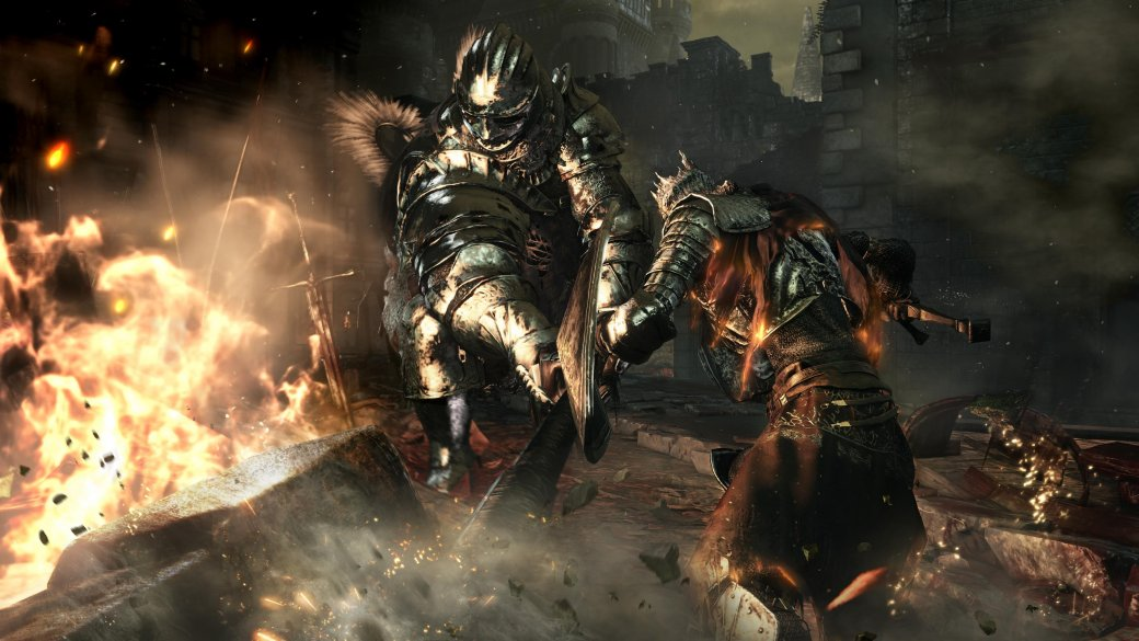 Gamescom 2015. Впечатления от презентаций Dark Souls 3 и Fallout 4 - Изображение 13