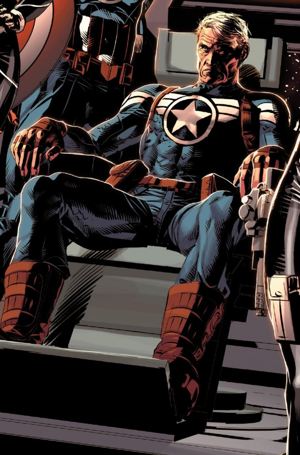 Как Капитан Америка предал все ради власти над Гидрой ивсем миром. - Изображение 2