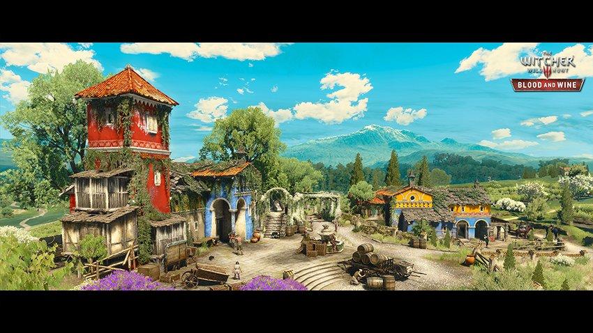 Замки и виноградники: первые скриншоты нового DLC для The Witcher 3 - Изображение 2