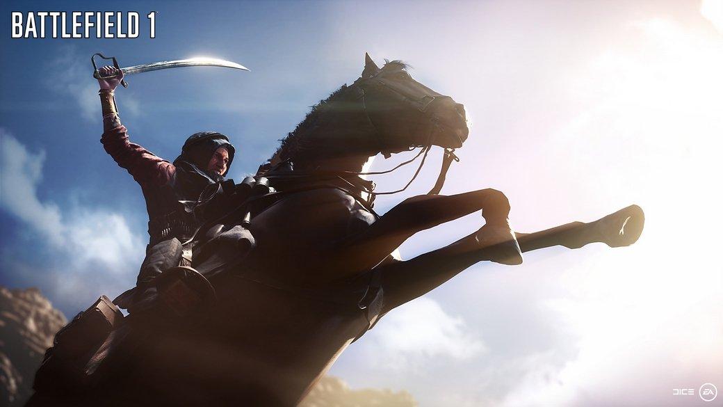 Почему в Battlefield 1 не будет женщин среди бойцов в мультиплеере - Изображение 1