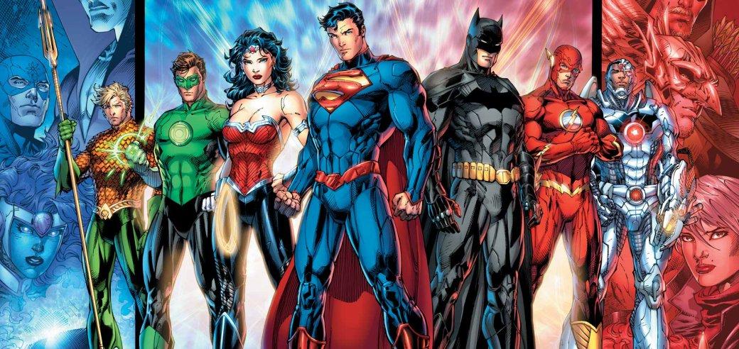 Warner Bros. выпустит семь фильмов по комиксам DC за четыре года  - Изображение 1