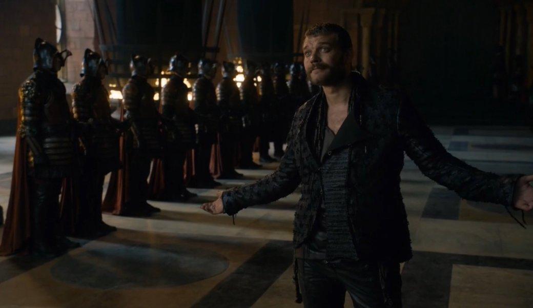 Подробный анализ 1 серии 7 сезона «Игры престолов». - Изображение 5