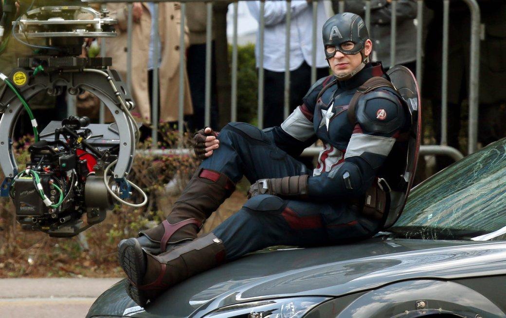«Мстителей: Война бесконечности» целиком снимут на IMAX-камеры - Изображение 1