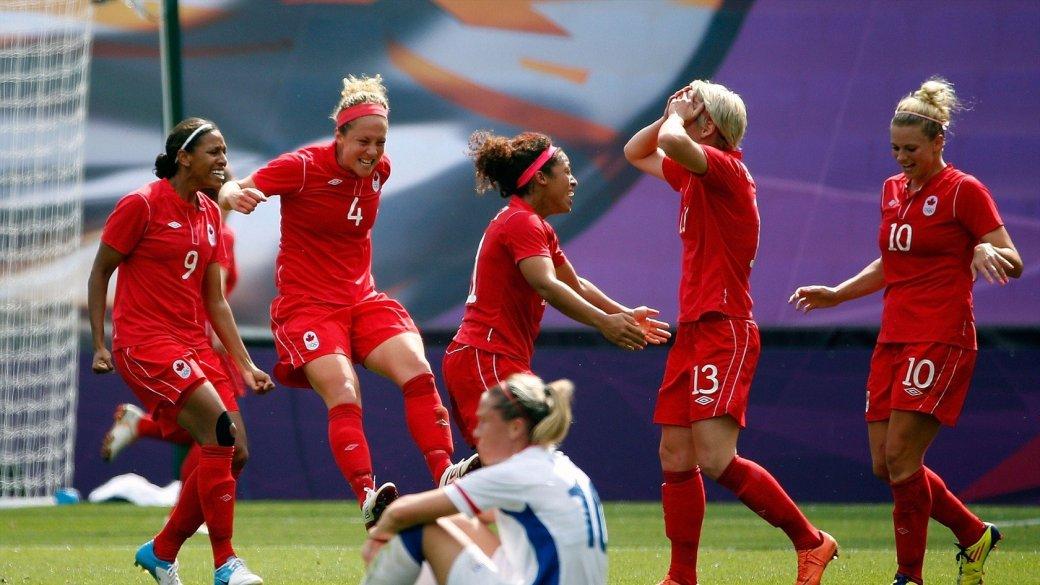 Женский футбол: Во-первых, это красиво... - Изображение 14