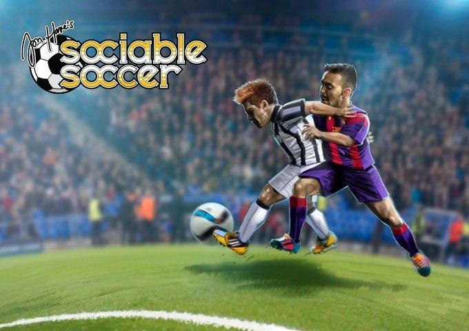 На Kickstater вышел ремейк Sensible Soccer от автора оригинальной игры - Изображение 1