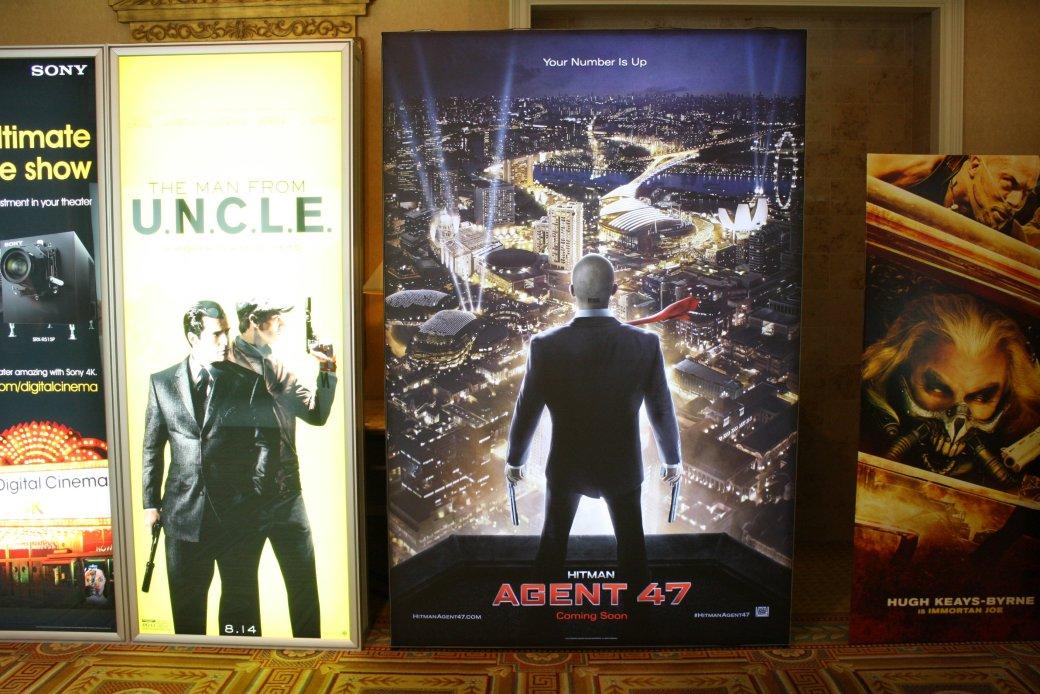 Новые постеры с CinemaCon и фото с площадки «Дэдпула» - Изображение 22