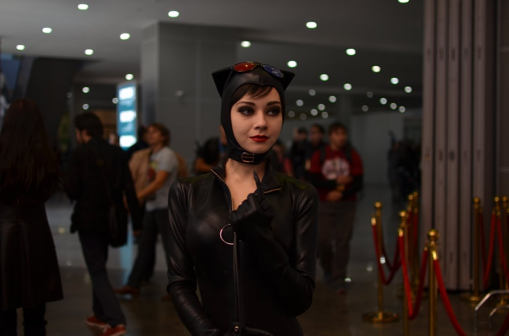 Фотоотчет с «Игромира» и Comic Con Russia, день 1 - Изображение 27