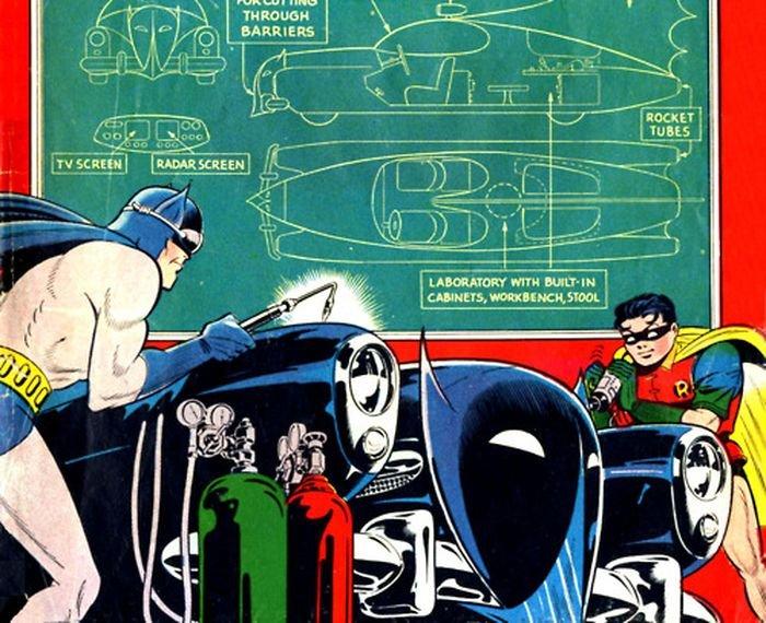 История бэтмобиля: все машины Темного Рыцаря - Изображение 38
