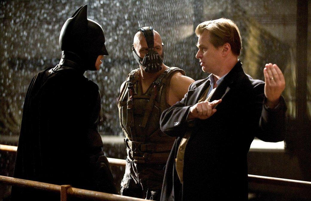 Кристофер Нолан не хотел отдавать Бэтмена Заку Снайдеру - Изображение 1