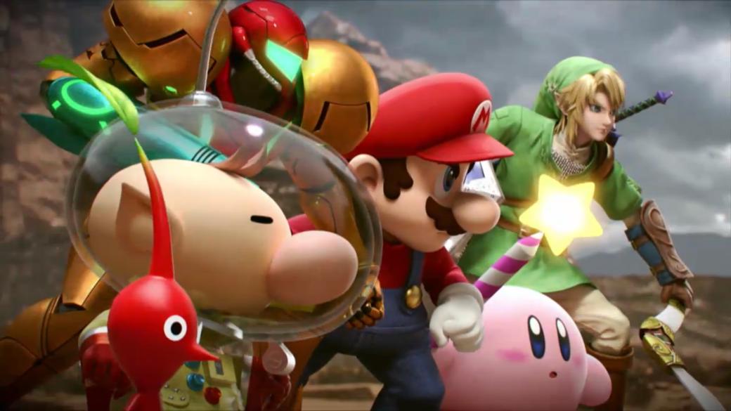Super Smash Bros. для 3DS и Wii U выйдут летом и зимой. - Изображение 1
