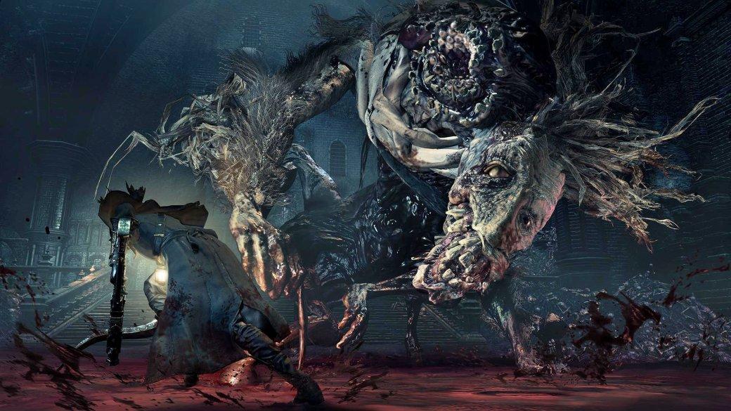 Первый босс Bloodborne: The Old Hunters убит голыми руками в NG+7 - Изображение 1