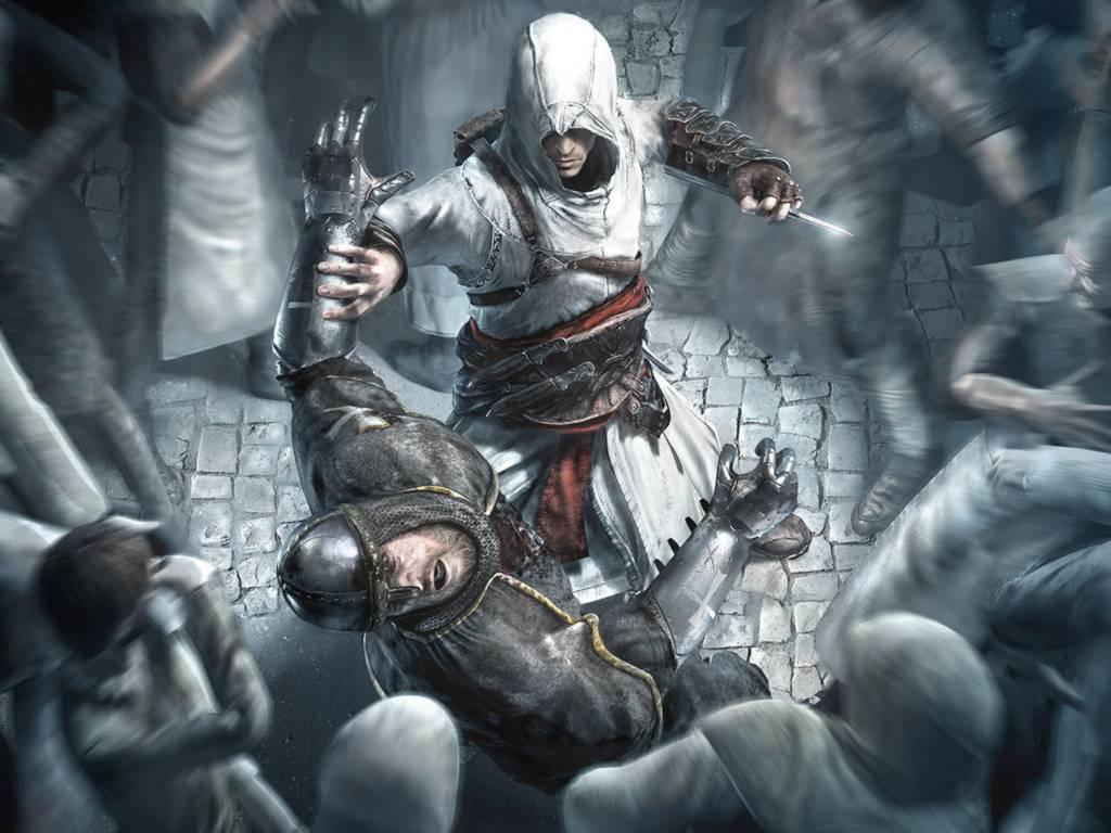 В первом Assassin's Creed был кооперативный режим, но про него забыли - Изображение 1