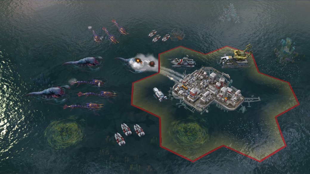 Аддон Rising Tide к последней Civilization покажет водный мир будущего - Изображение 2