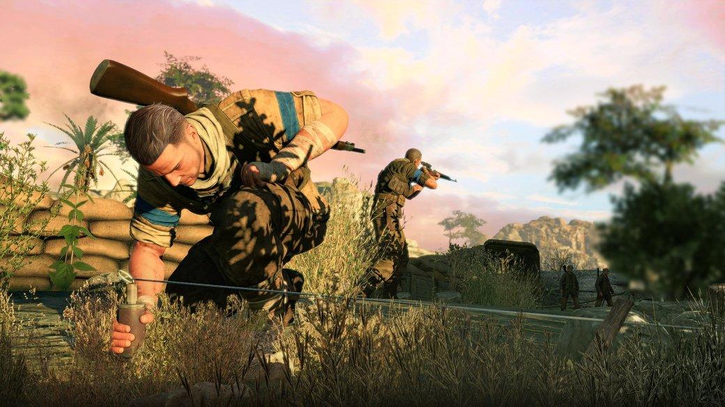 Sniper Elite 3 выстрелила с первого места в британском чарте. - Изображение 1