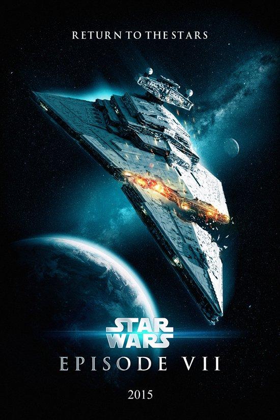 Фанатские постеры Star Wars: Episode VII - Изображение 2