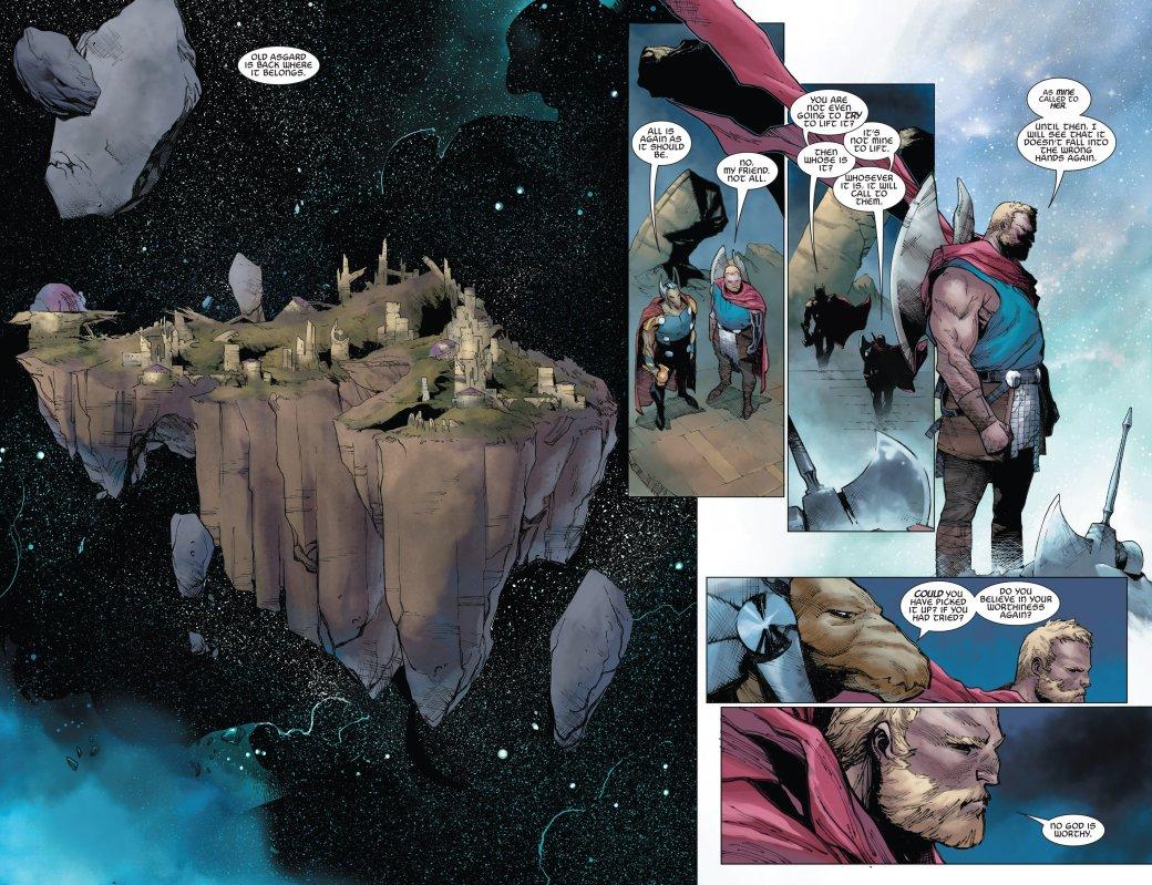 Встреча с Убийцей богов изменила Тора навсегда - Изображение 2
