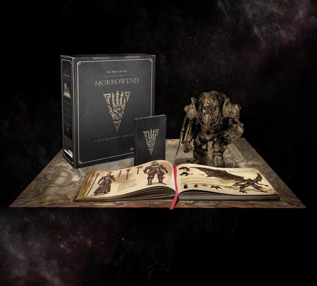 ZeniMax анонсировала The Elder Scrolls Online: Morrowind. - Изображение 1