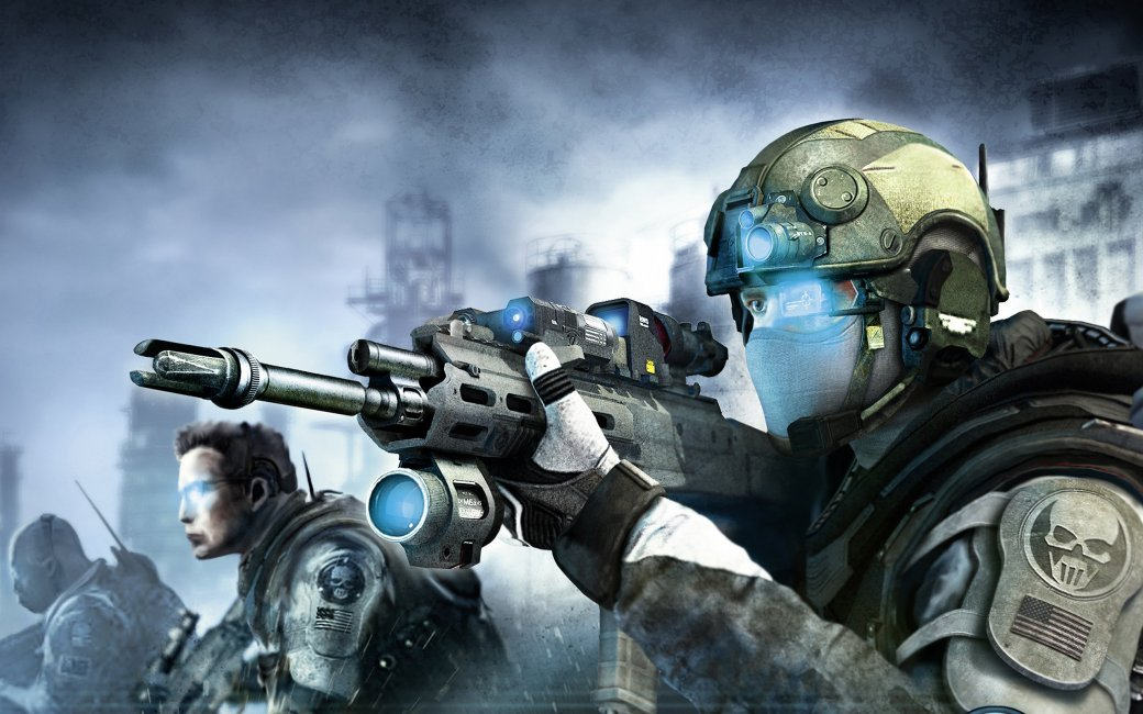 Ghost Recon: Shadow Wars. Пошаговая война.. - Изображение 1