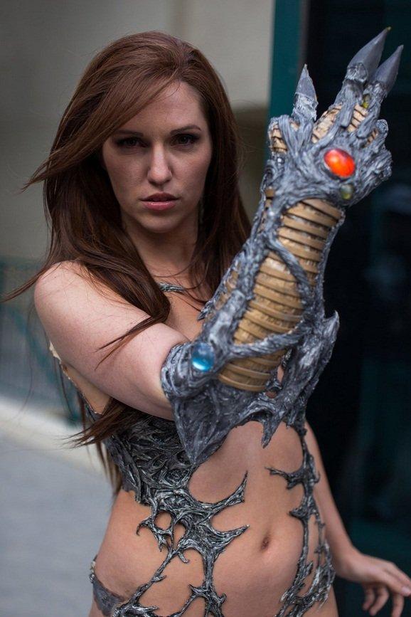 Пятерка самых горячих косплейщиц Comic-Con 2013. - Изображение 6