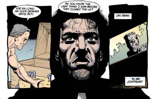 Самые жестокие иотвратительные сцены изкомикса Preacher («Проповедник») - Изображение 10