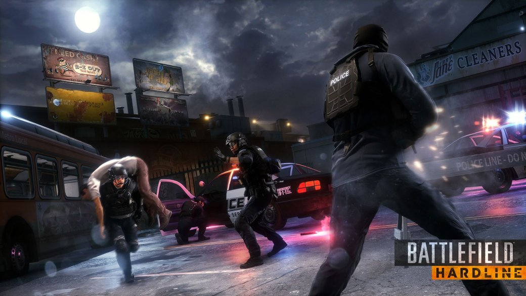 Battlefield: Hardline. Революция - Изображение 8