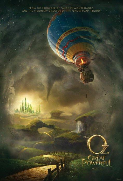 Оз: Великий и Ужасный — Волшебник без страны - Изображение 1