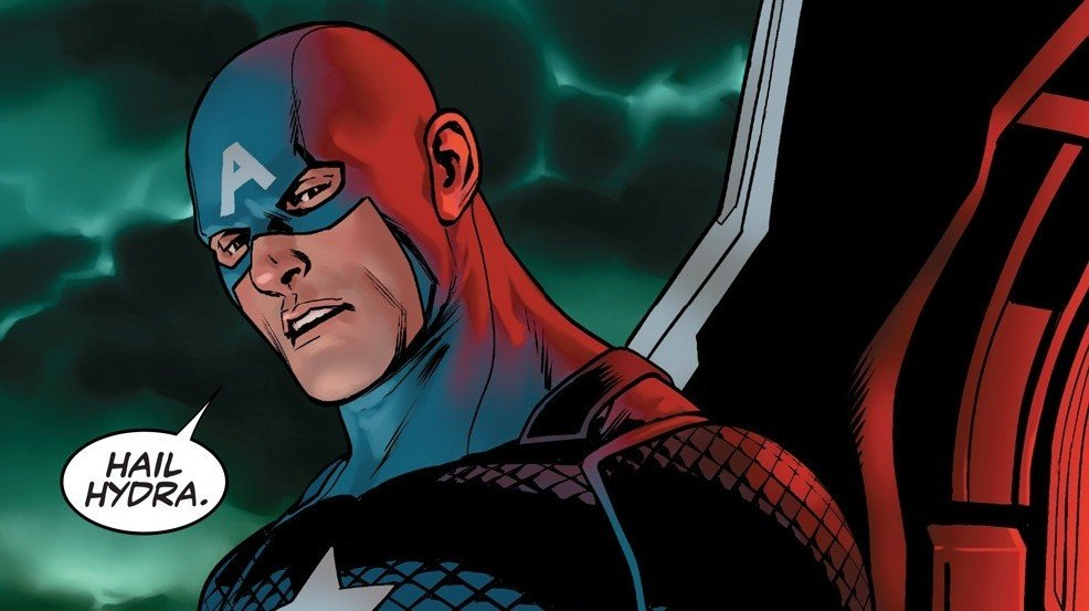 «Лучший суперзлодей»: все довольны предательством Капитана Америка - Изображение 2