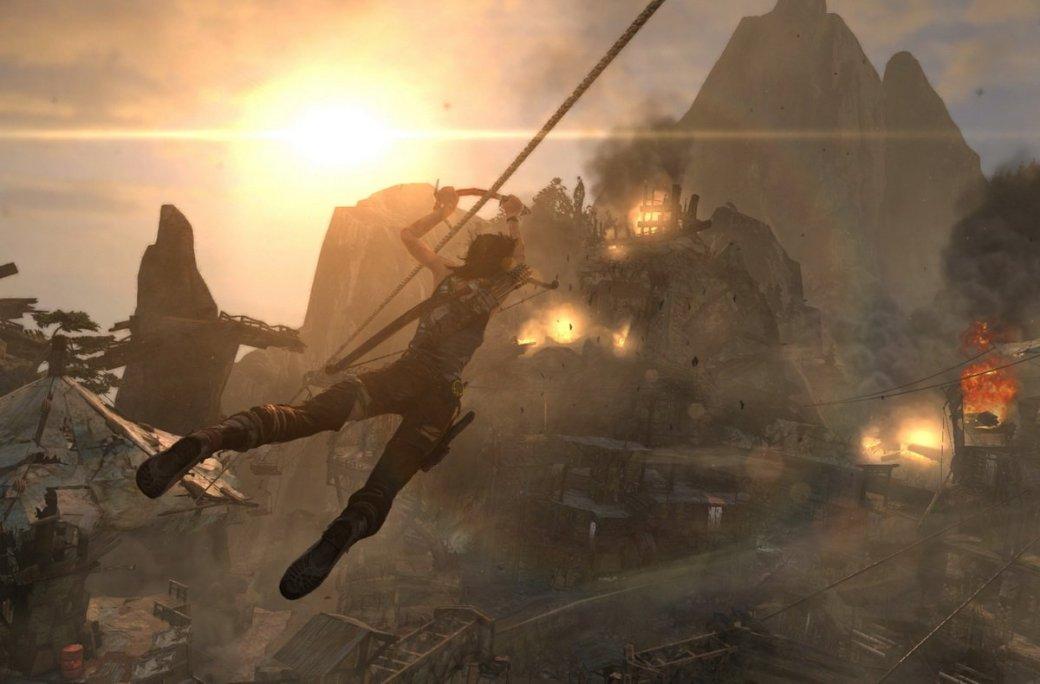 Tomb Raider окупилась под конец 2013 года - Изображение 1