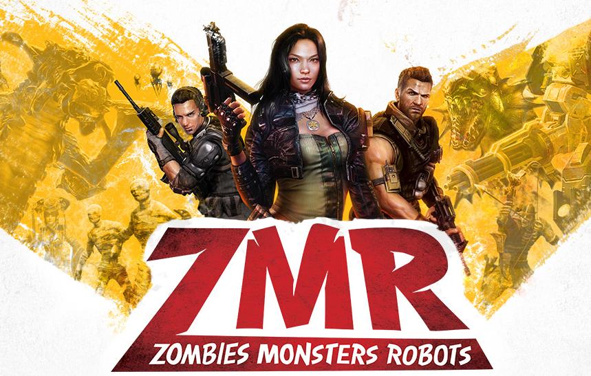 Авторы Mercenary Ops разрабатывают шутер Zombies Monsters Robots  - Изображение 1
