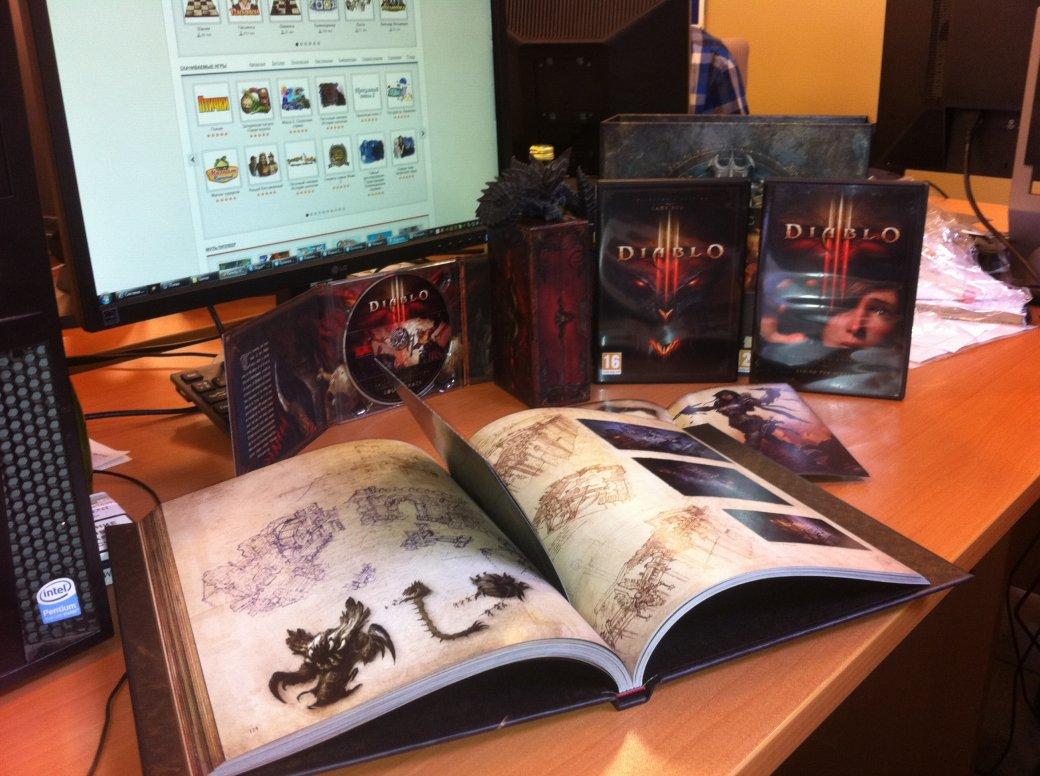 Анбоксинг коллекционной версии Diablo 3 - Изображение 8