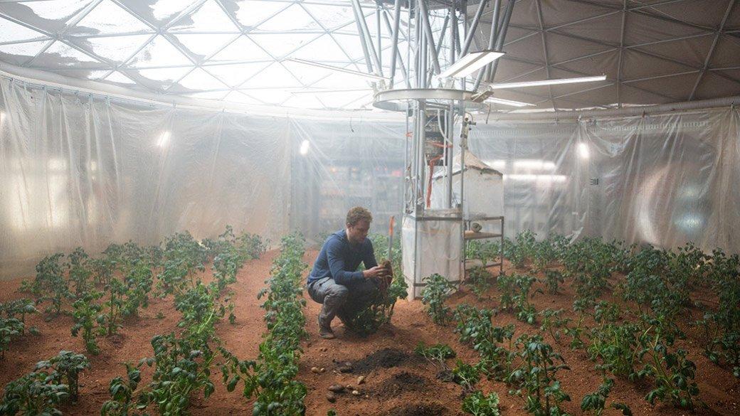 «Марсианин» скоро станет VR-игрой - Изображение 1