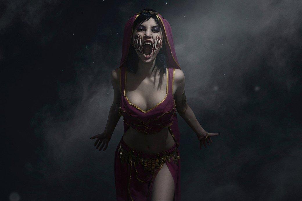 Косплей дня: потрясающая Милина из Mortal Kombat. - Изображение 1