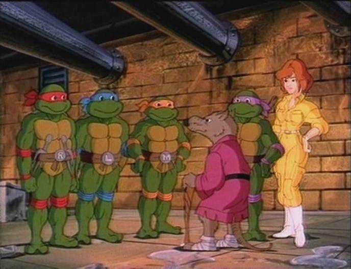 Панцирь как рубашки: история черепашек-ниндзя - Изображение 3