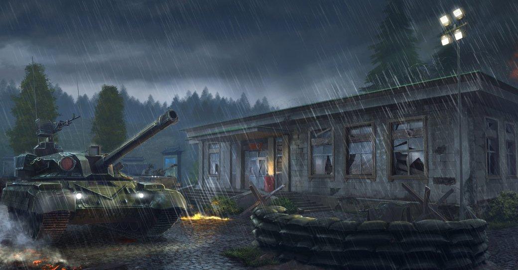 Превью Tank Domination. - Изображение 1