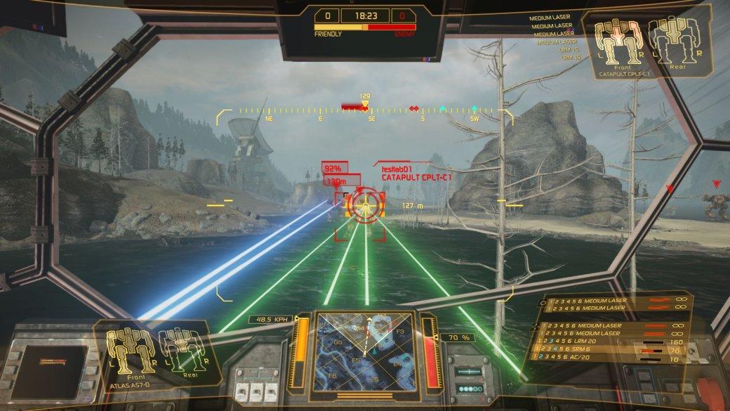 Как МЕХА представлены в играх - Изображение 3
