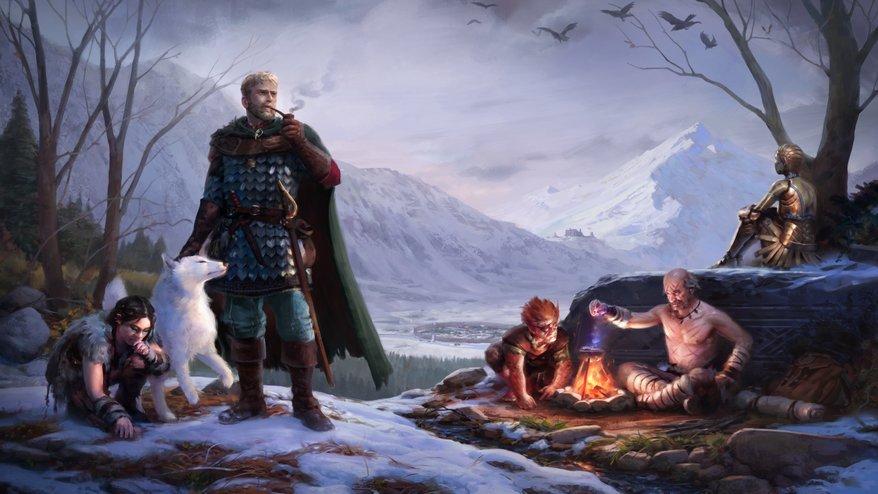 30 лучших игр 2015 года: Pillars of Eternity - Изображение 3
