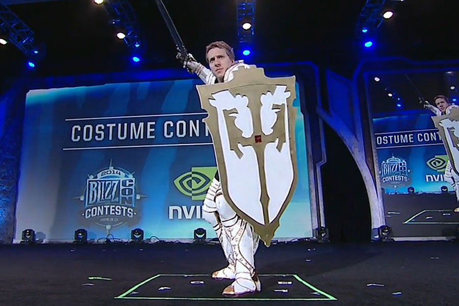 BlizzCon 2014. Конкурс костюмов - Изображение 8