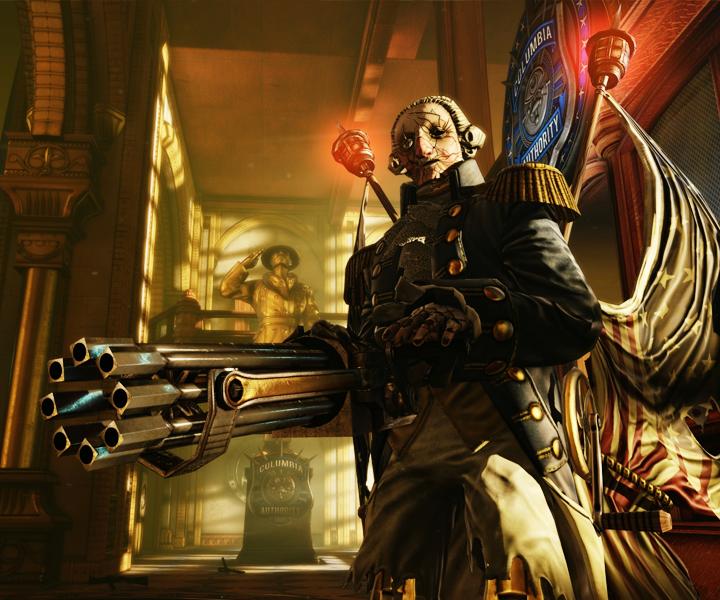BioShock Infinite. Из чего сделана главная игра этой весны - Изображение 1