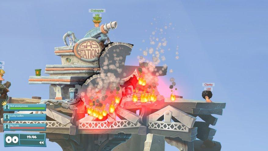 На Gamescom покажут две новых серии Worms - Изображение 4