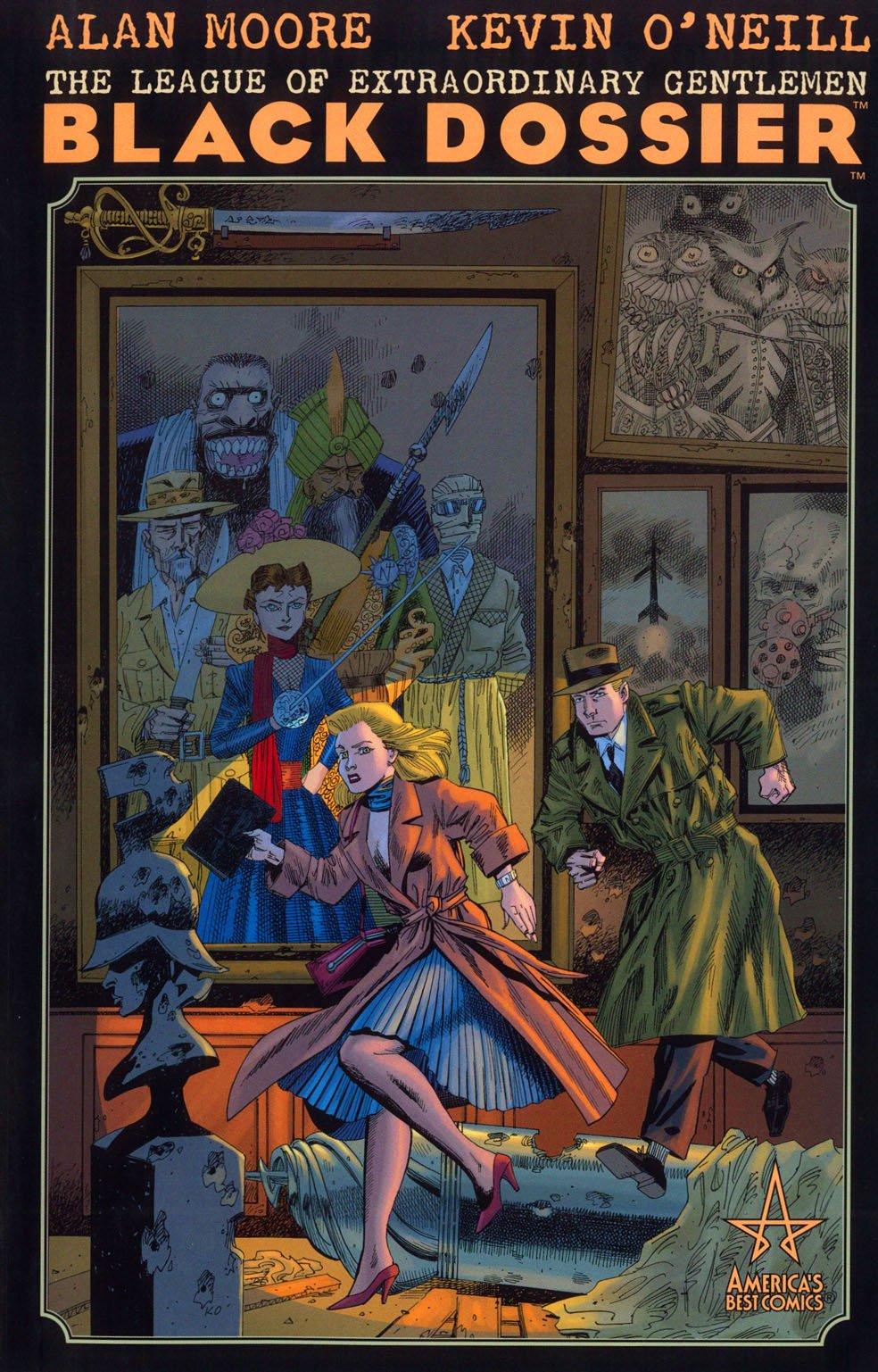 Киноребут LXG — повод перечитать гениальную серию комиксов Алана Мура - Изображение 3