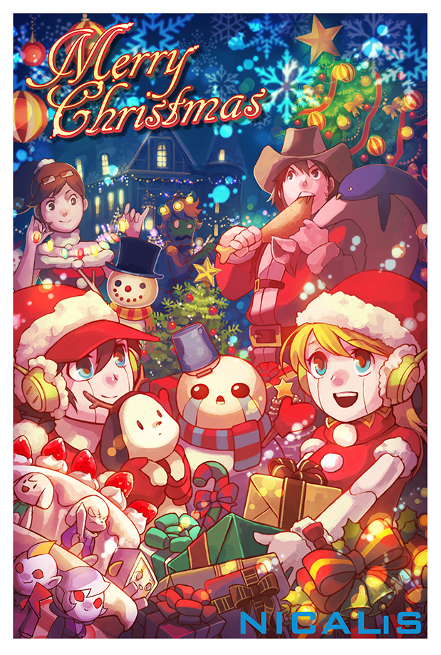 С праздниками! Разработчики поздравляют с Новым годом и Рождеством - Изображение 9
