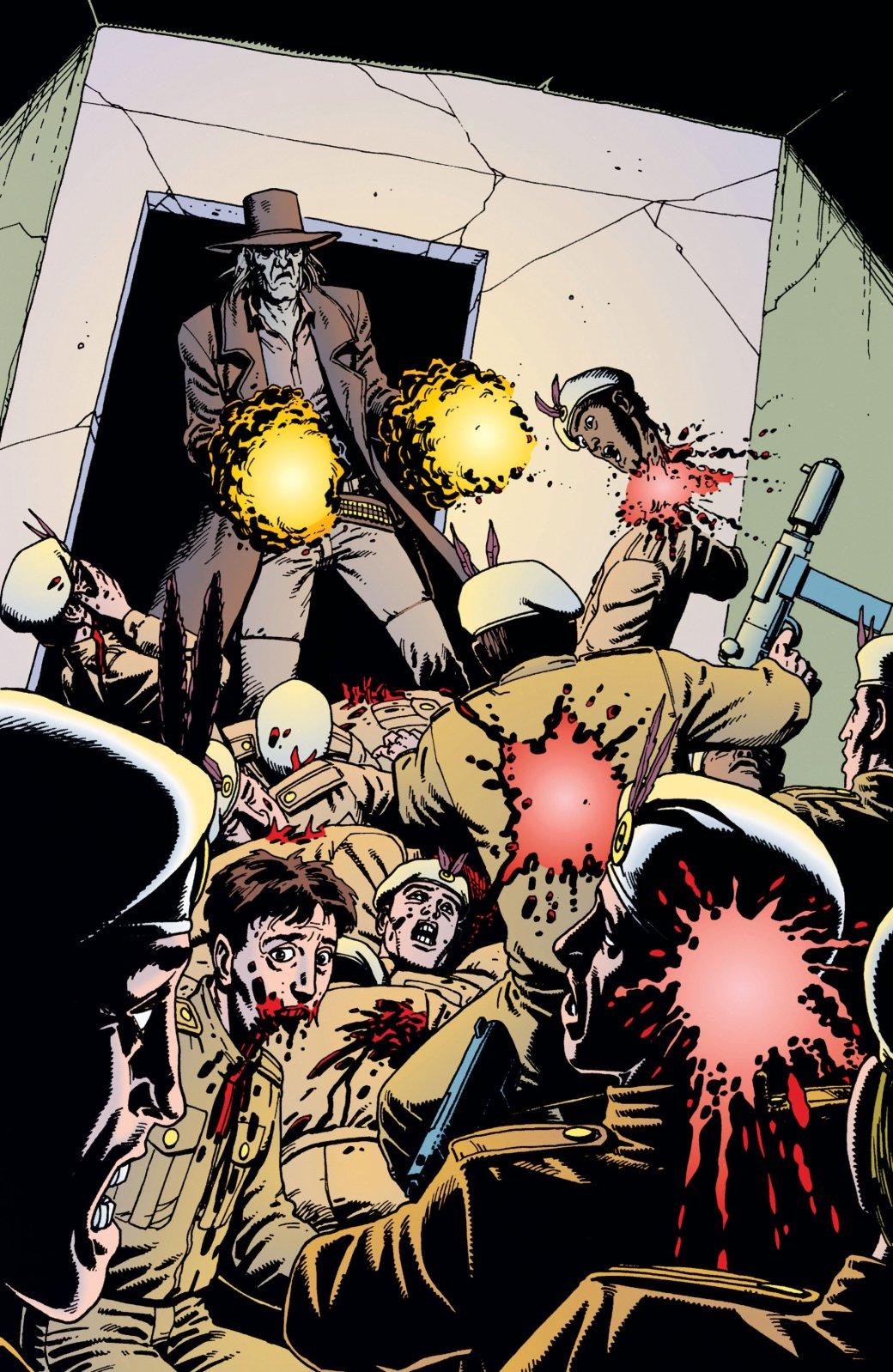 Самые жестокие иотвратительные сцены изкомикса Preacher («Проповедник») - Изображение 15