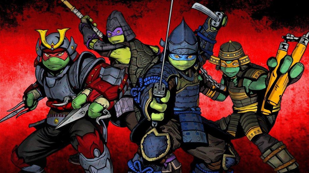 Черепашки-ниндзя оденутся как рокеры и самураи - Изображение 2