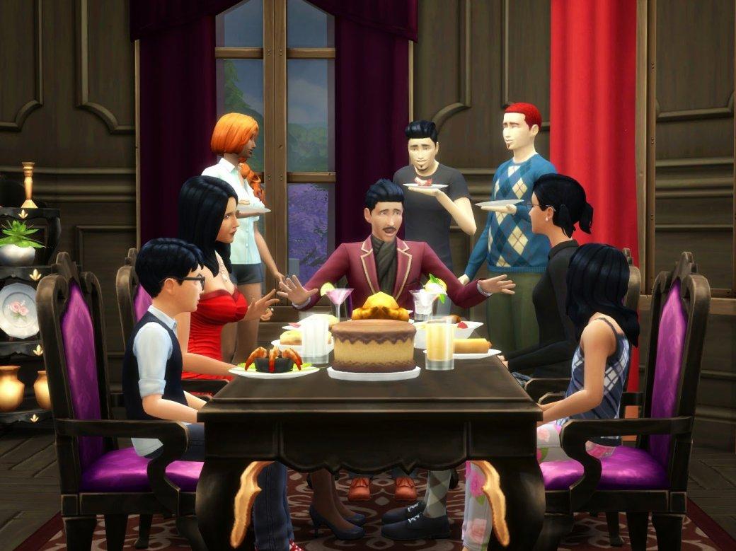 The Sims 4 покорила британский чарт - Изображение 1