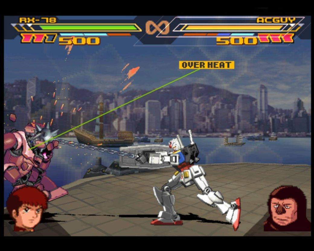 СПЕЦ: Oppa, Gundam style! - Изображение 8