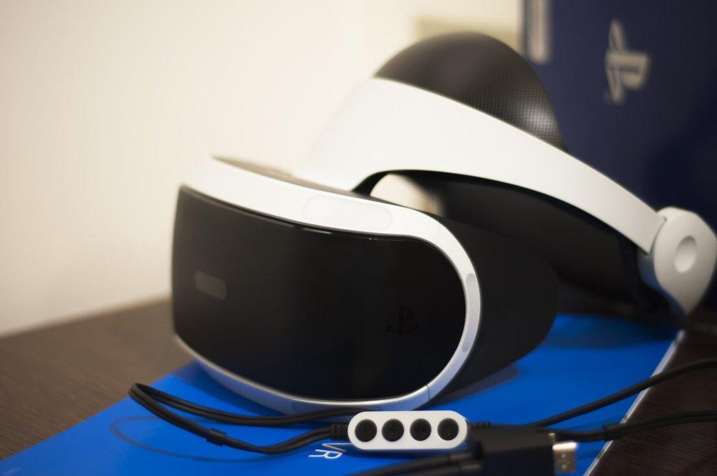 Распаковка ипервые впечатления отPlayStation VR. - Изображение 10