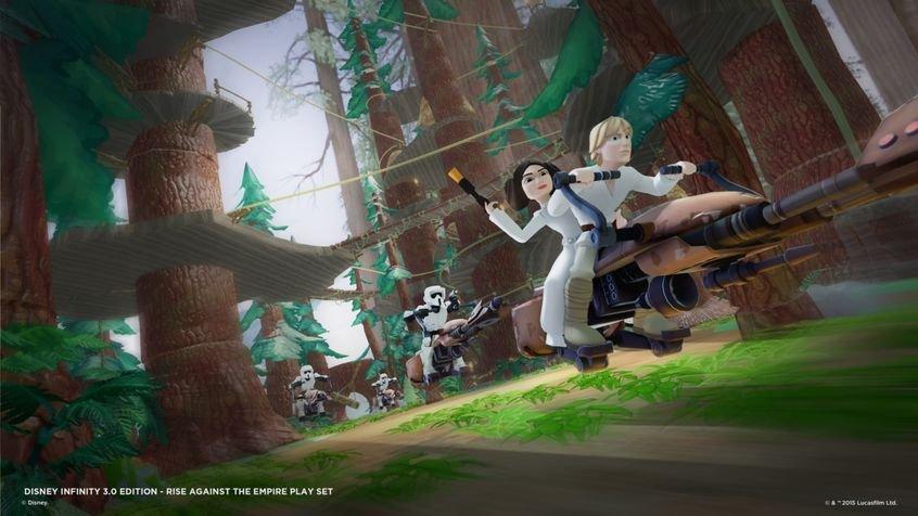 Disney Infinity 3.0: знакомим Соло и Асоку в трех кампаниях Star Wars - Изображение 2