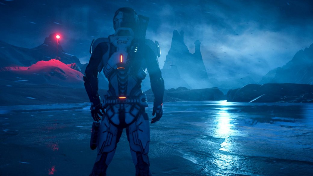 Mass Effect: Andromeda не рассматривается как старт новой трилогии - Изображение 1